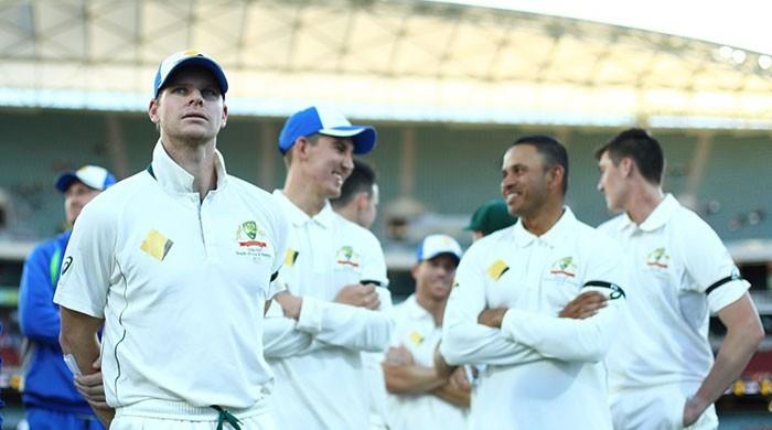 Australia squad unchanged for first Pakistan Test