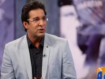 The SportsMan - Wasim AKram's important advice for youngsters