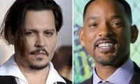 Johnny Depp, Will Smith, George Clooney on 'overpaid' Forbes list