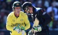 Football-style red cards in cricket for unruly player conduct?