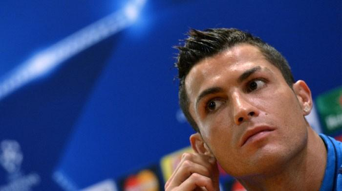 Nothing to fear, says Ronaldo in tax row