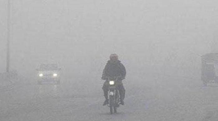 Heavy fog prompts closure of Lahore airport, Karachi flight postponed