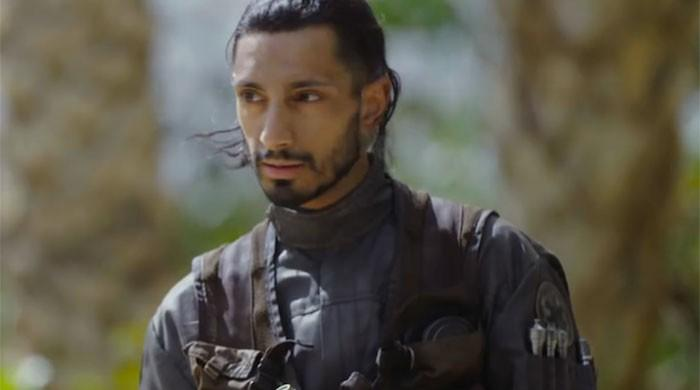 Riz Ahmed lives the dream with own ´Star Wars´ figure