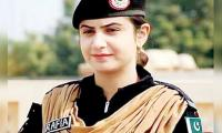 KP's Rafia Baig first-ever Pakistani woman to defuse bombs