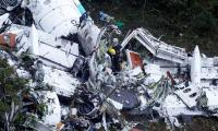 Bolivian airline CEO to be jailed until soccer crash trial over