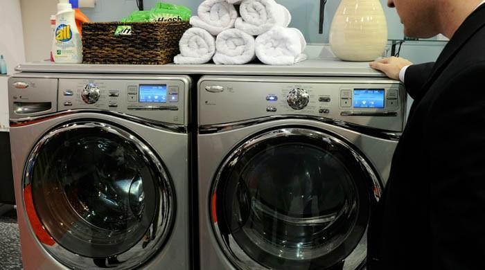 US hits cheap China washing machines with punitive duties