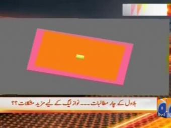 نیا پاکستان میں روبینہ کا پی پی مطالبات پر اظہار خیال