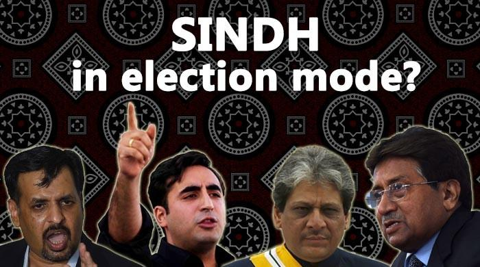 BLOG: Sindh in election mode?