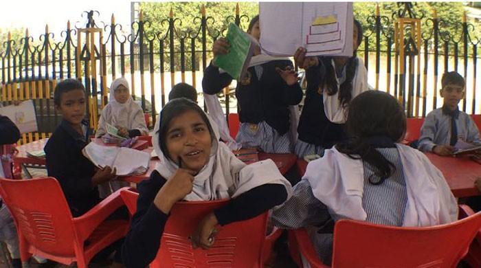 Helping street-children dream big in Karachi