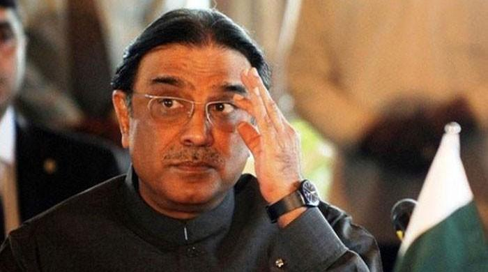 We gave our advert in history by proposing CPEC, says Zardari