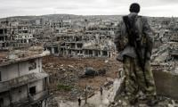 Dateline Syria: A Pakistani journalist's journey through a war-torn country