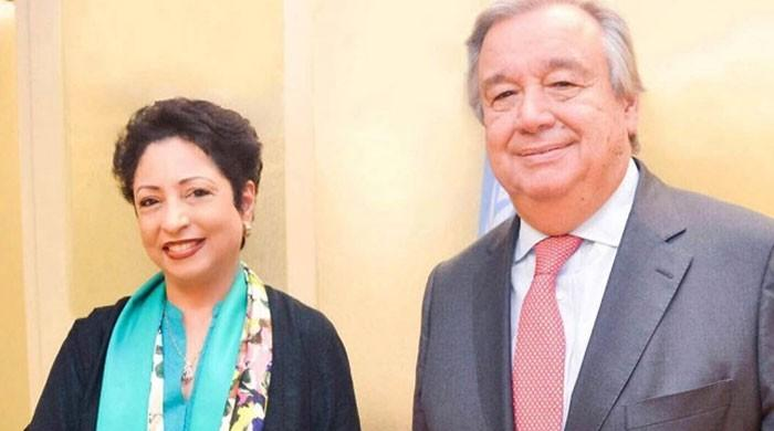 Pakistan hands over dossier on Indian subversive activities to UN chief
