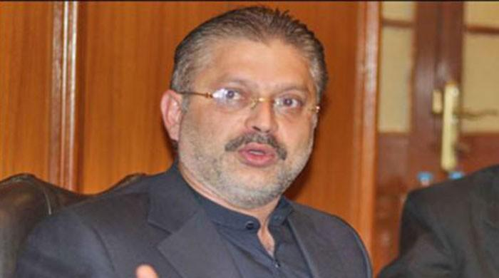 Non-bailable arrest warrants issued for Sharjeel Memon
