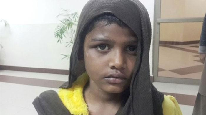 'Tortured' child maid Tayyaba recovered: Police