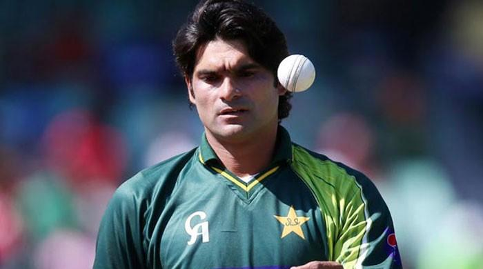 fast bowler mohammad irfan headed home after mothers