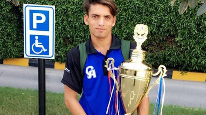Karachi teen pacer stuns with 10 wickets for 12 runs
