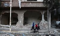 Aleppo: a symbol of death and destruction
