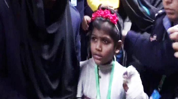SC places Tayyaba in an orphanage till parents identified
