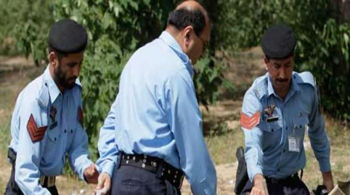 200 security officials conduct operation against narcotics in Islamabad