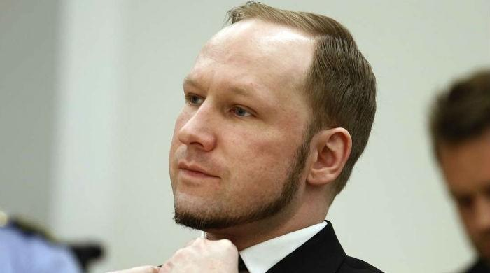 Neo-Nazi mass murderer Breivik ´trying to spread his ideology from prison´