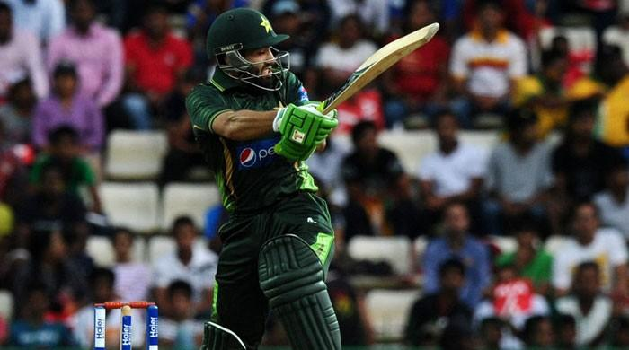 Rizwan to replace Sarfraz in opening ODI against Australia