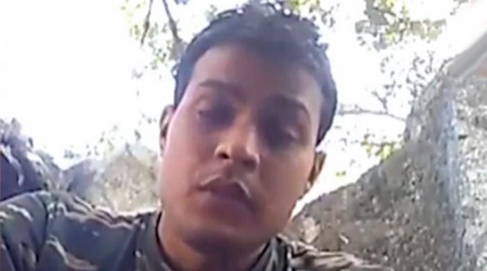After Indian solider, policeman also shames Modi government
