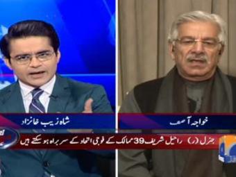 Has only Raheel Sharif kept his three conditions?