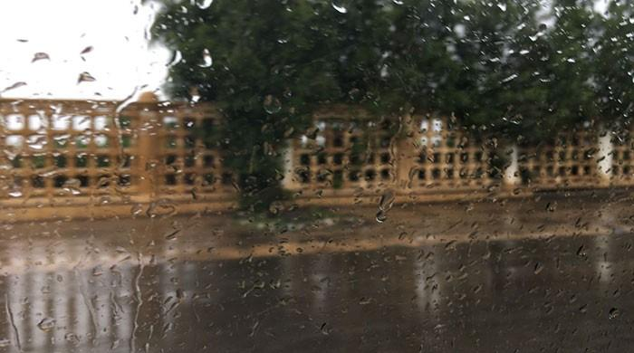 Karachi receives first winter rainfall