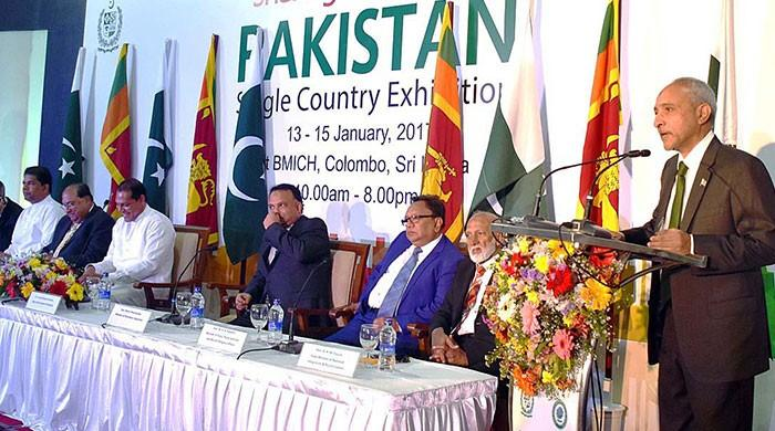 Pakistan's largest ever Trade Expo kicks off in Colombo