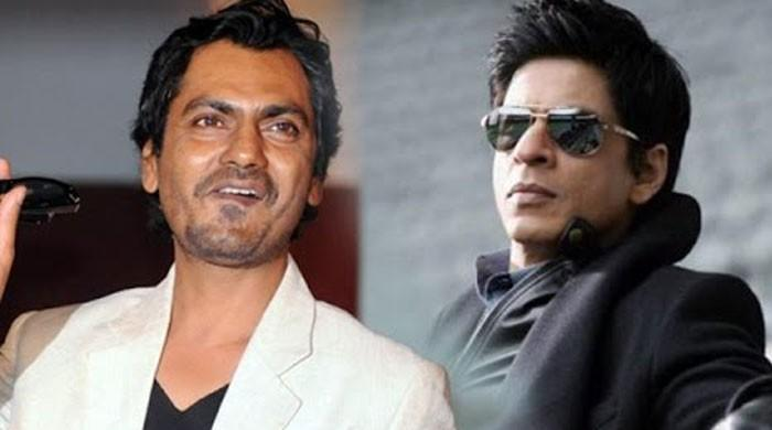 Shah Rukh Khan gushes over Raees co-star Nawazuddin Siddiqui