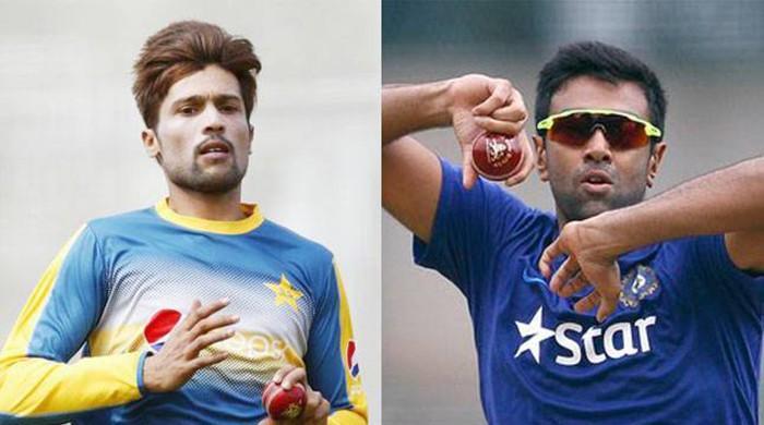 Ashwin all praise for Amir