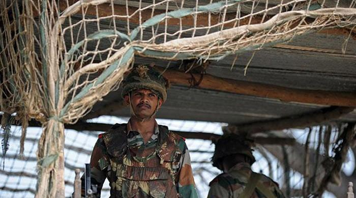 Indian soldiers speak up over poor working conditions, unequal pay
