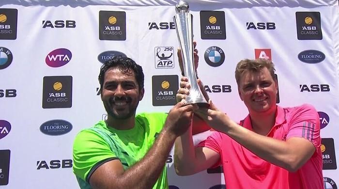 Aisamul Haq, Matkowski win Classic doubles