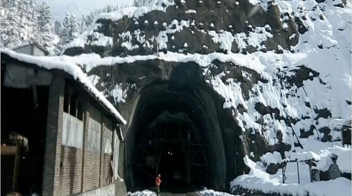 Pakistan Army clears Lowari Tunnel for traffic