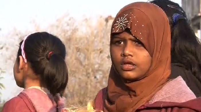 Unauthorised visitors will not be allowed to meet Tayyaba at orphange