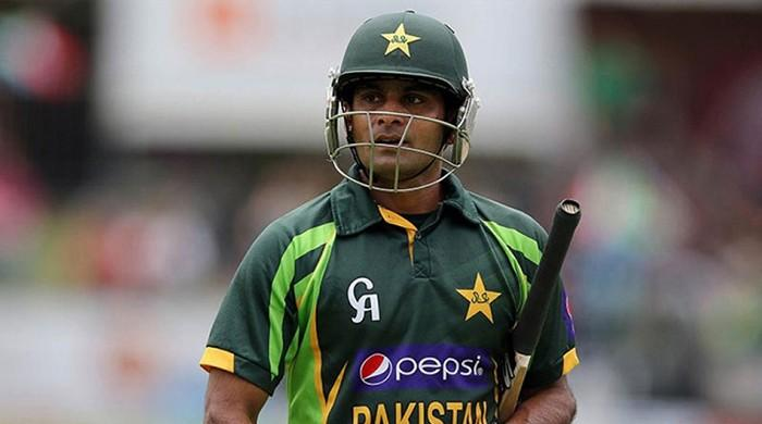 Hafeez to lead Pakistan in place of injured Azhar Ali