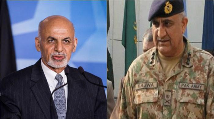 COAS calls Afghan President, suggests robust border management mechanism