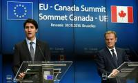 The EU-Canada trade pact: some key questions