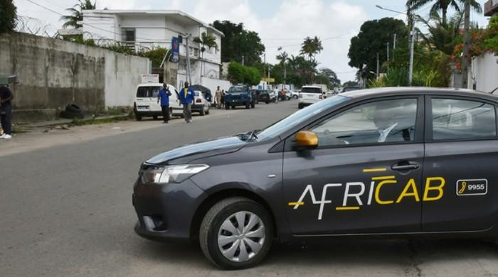 New taxi app books a ride for Ivory Coast middle class