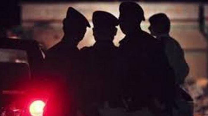 Three drug dealers including foreigner arrested from FB Area in Karachi