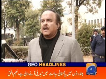 Geo Headlines 1000 16-January-2017