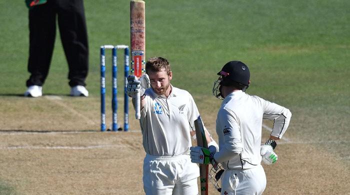 Kane century fires New Zealand to stunning win over Bangladesh
