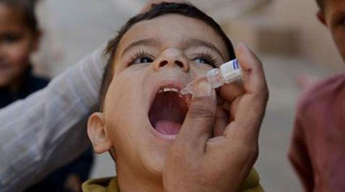 Three-day anti-polio campaign kicks off in Sindh