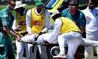 Bangladesh captain Mushfiqur cleared after head blow