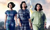 'Hidden Figures' soars in second week atop box office