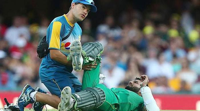 Azhar Ali may miss third ODI against Australia