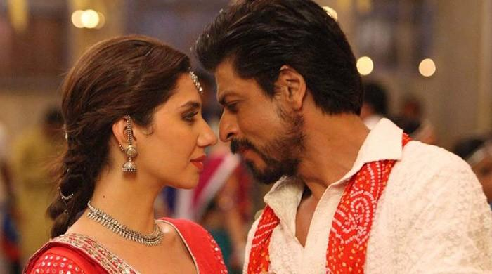 Mahira Khan's Bollywood debut movie 'Raees' is just a week away