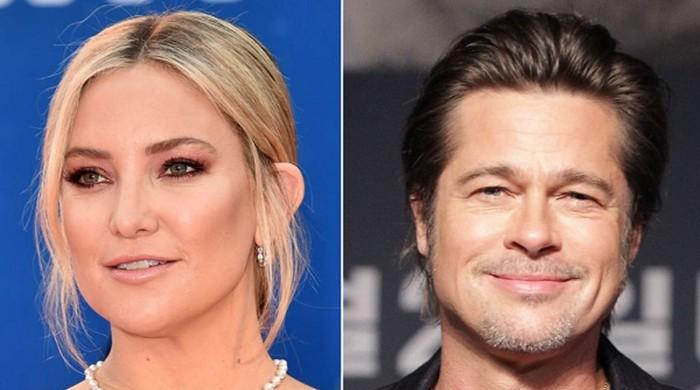 Is Brad Pitt dating Ka...