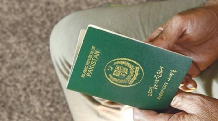 Global Passport Pakistani Pakistan Ranked tv In Second-last Geo - Index