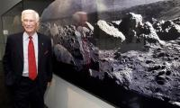 Gene Cernan, last astronaut to walk on moon, dies at 82